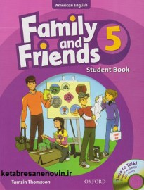 Family and Friends 5 student book oxford