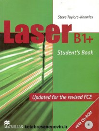 Laser B1+ student`s book